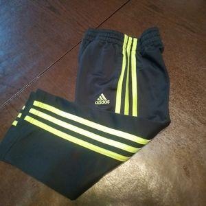 Little boys Adidas pants
